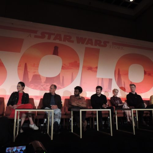 How Ron Howard and the Kasdans made 'Solo: A Star Wars Story' their own