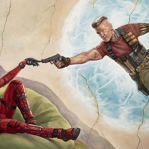 Deadpool 2 hitting San Diego Comic-Con hard this year