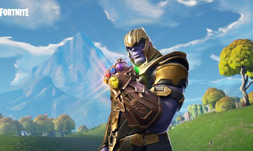 You can now play as Thanos in Fortnite