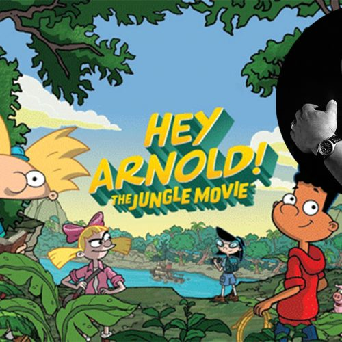 Behind the music of Hey Arnold! with Composer Jim Lang, plus unheard tracks from Hey Arnold! The Jungle Movie