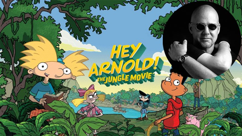 Jim Lang Hey Arnold composer