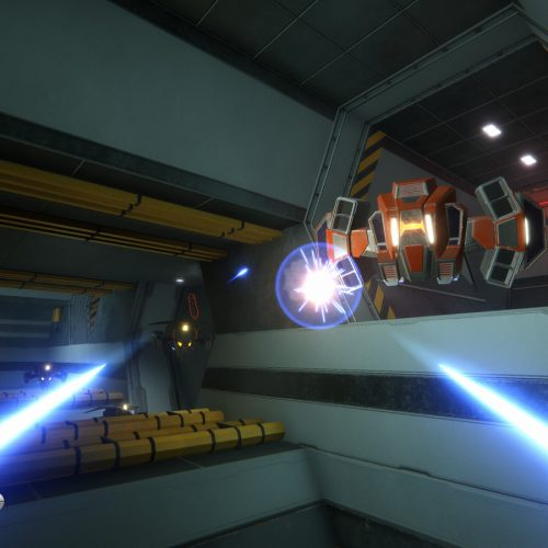 Descent's spiritual successor, Overload, gets official soundtrack