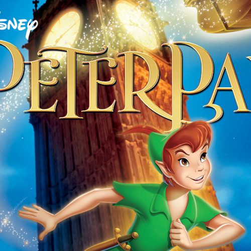 Kathryn Beaumont on flying for Peter Pan's live-action reference as Wendy