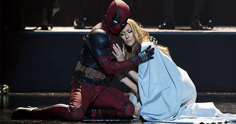 Deadpool 2 Soundtrack - Ryan Reynolds and Celine Dion