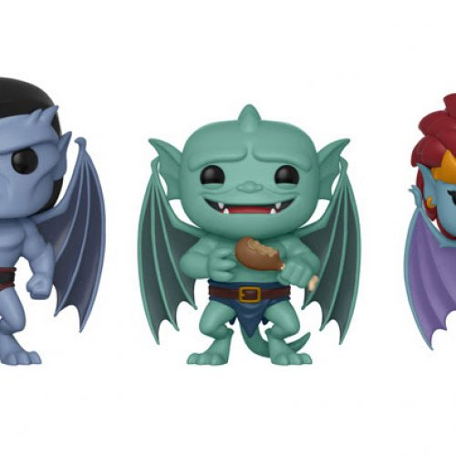 Gargoyles to receive Funko Pop! vinyl treatment