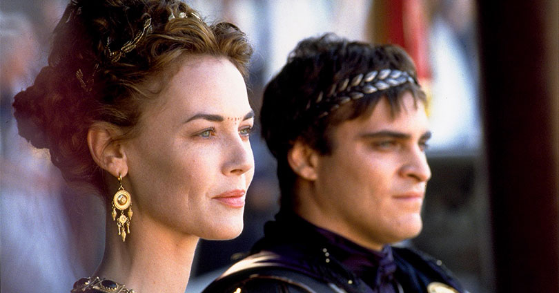 Gladiator - Connie Nielsen and Joaquin Phoenix