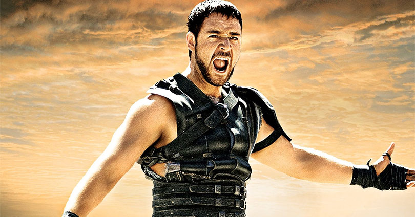 Gladiator Theatrical Poster
