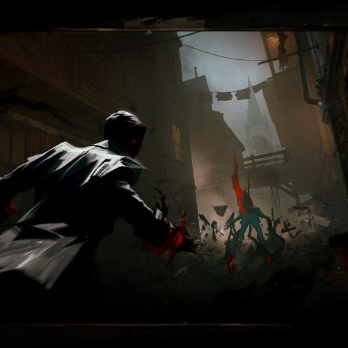 Becoming the Monster Vampyr trailer