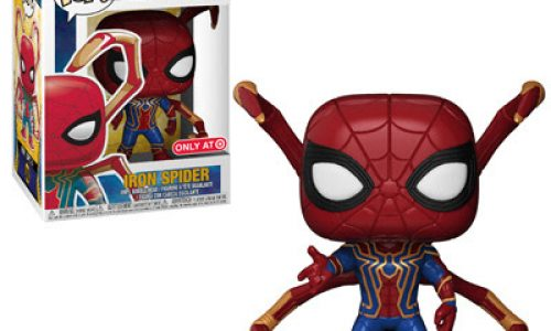 Iron Spider and more join Avengers: Infinity War Funko Pop!