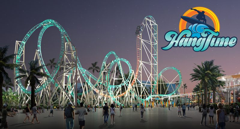 knott's HangTime-Night-Time-Rendering-With-Logo