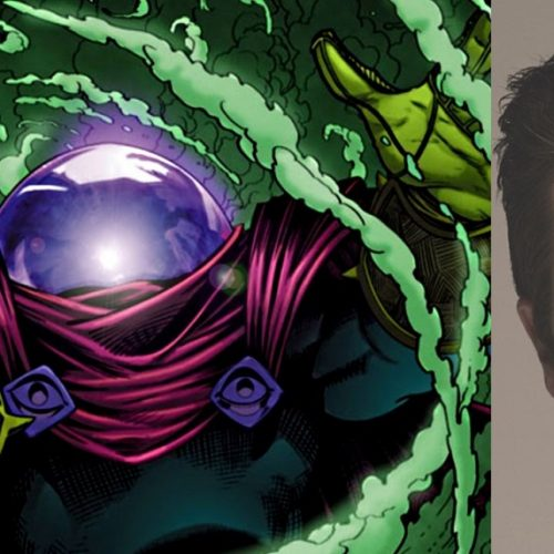 Jake Gyllenhaal in talks for Spider-Man sequel as Mysterio