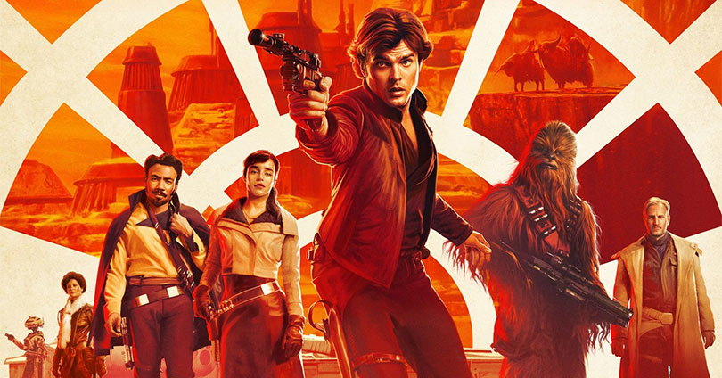 Solo: A Star Wars Story - Theatrical Poster