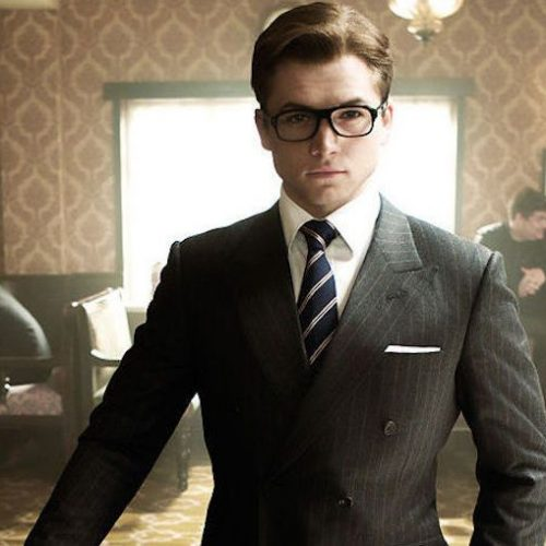 Taron Egerton discusses potential third Kingsman film