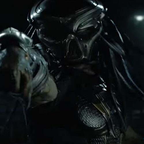 The universe's most lethal hunters get an upgrade in first The Predator trailer