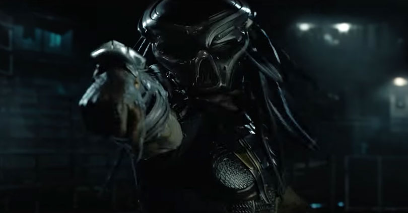 The Predator Trailer #1