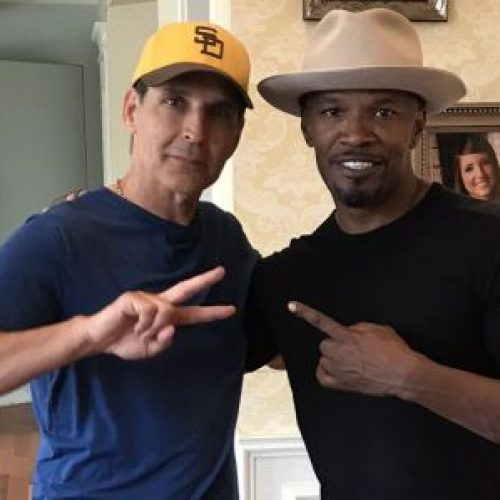Jamie Foxx to play Spawn in upcoming film from Todd McFarlane and Blumhouse