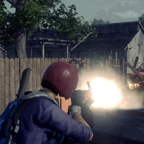 H1Z1 Closed Beta Impressions: PS4 gest a new battle royale game