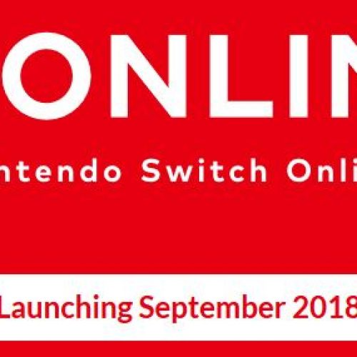 Nintendo Switch to join PlayStation and Xbox with online fee