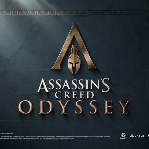 Listen to the main theme from Assassin's Creed Odyssey
