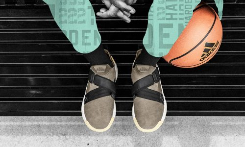 James Harden unleashes his style with the new Harden LS 2 shoe