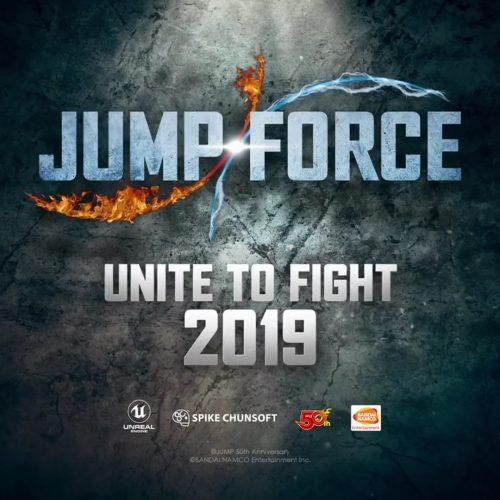E3 2018: Jump Force gathers Dragon Ball, Naruto, Once Piece, Death Note