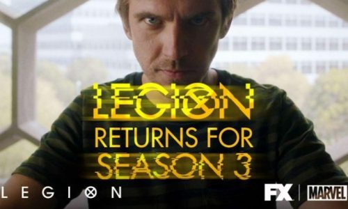 FX renews Legion for a third season