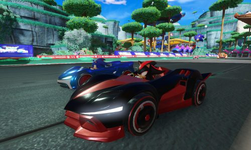 We played Team Sonic Racing at E3
