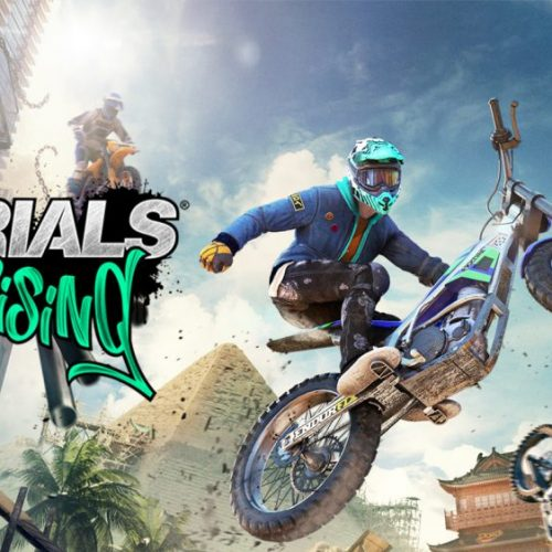 Trials Rising brings back motocross mayhem