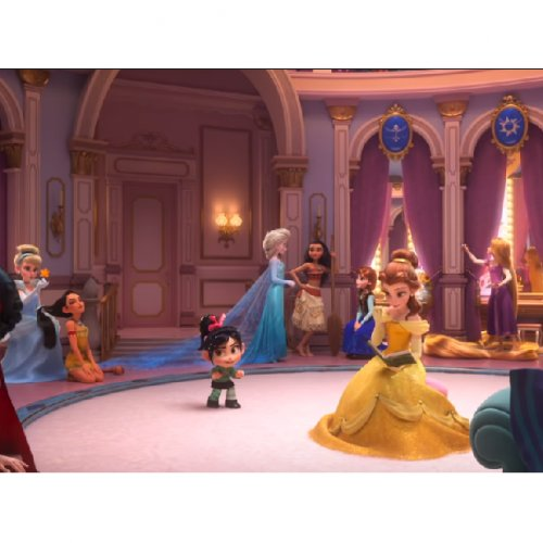 New Wreck-It Ralph 2 trailer wrecks the internet with Disney Princesses
