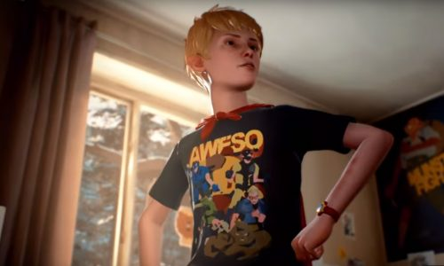 Life Is Strange spin-off, The Awesome Adventures of Captain Spirit, is about the imagination