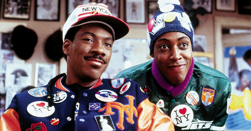Coming to America - Eddie Murphy & Arsenio Hall