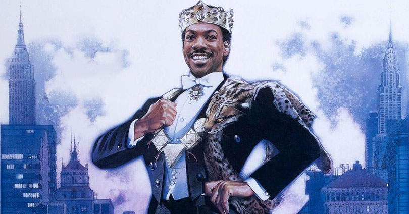 Coming to America - Theatrical Poster