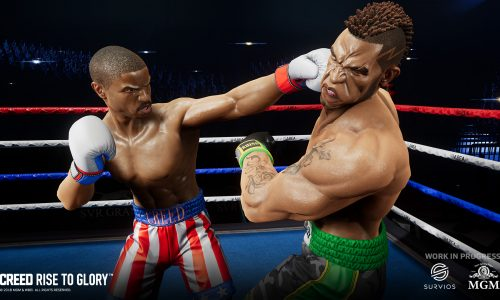 Hit like a boxer with Creed: Rise to Glory VR game