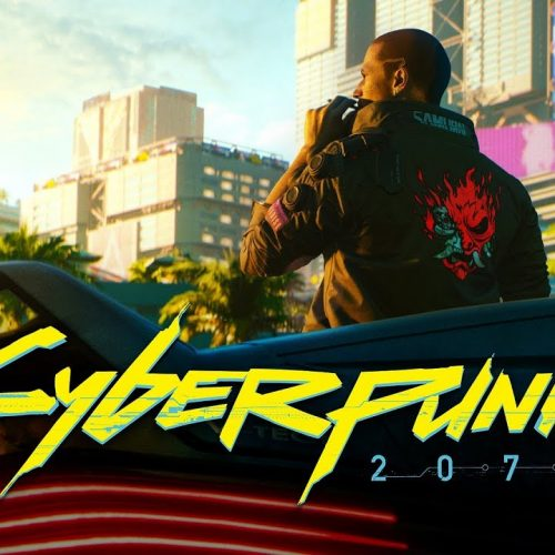Cyberpunk 2077 E3 2018 trailer shows a vibrant and dangerous city