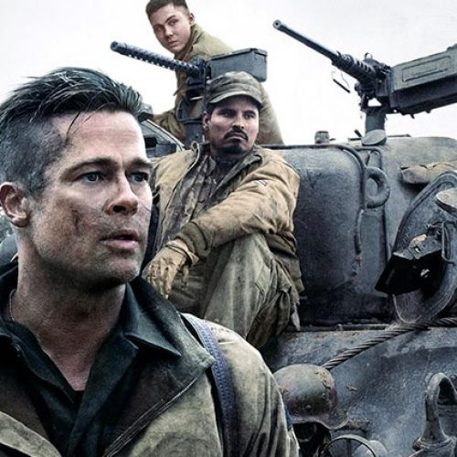Fury – 4K Ultra HD Blu-ray Review