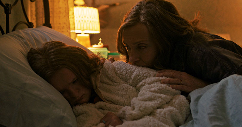 Hereditary - Milly Shapiro and Toni Collette