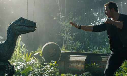 Jurassic World: Fallen Kingdom is a 4DX masterpiece