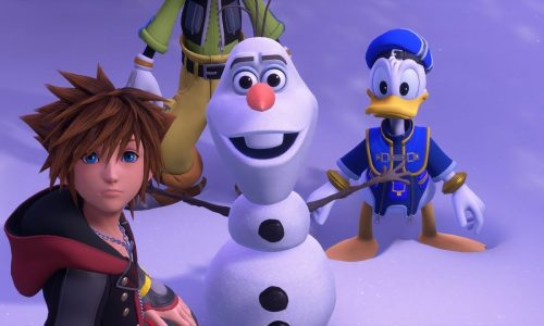 Kingdom Hearts 3 E3 trailer features Frozen and new song from Utada Hikaru