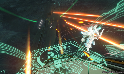 Zone of the Enders: The 2nd Runner: M∀RS VR gameplay at E3