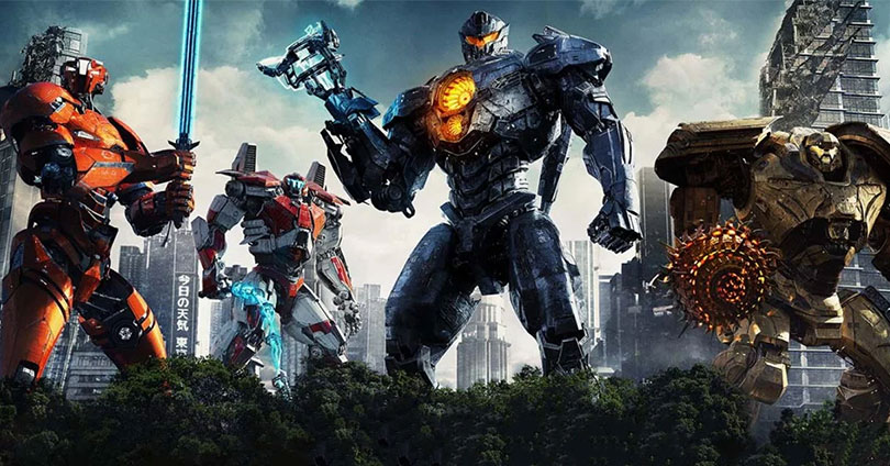Pacific Rim Uprising - Billboard