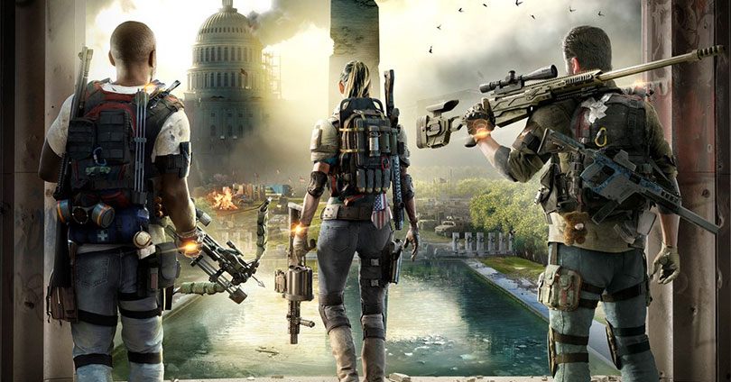 The Division 2 Officially Confirm, New Gameplay Revealed