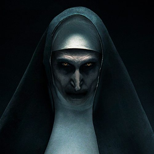 The demon nun returns in eerie The Nun trailer