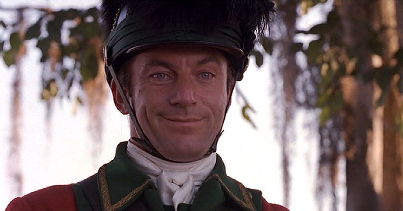 The Patriot - Jason Isaacs