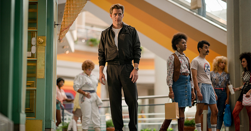 Wonder Woman 1984 - Chris Pine