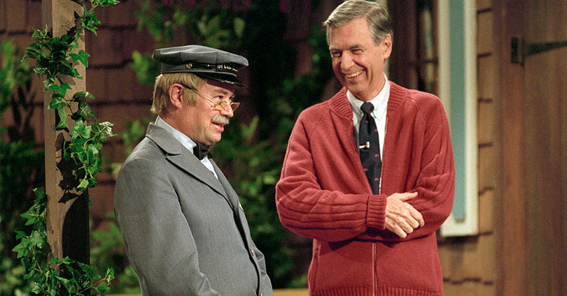 Won't You Be My Neighbor - Fred Rogers