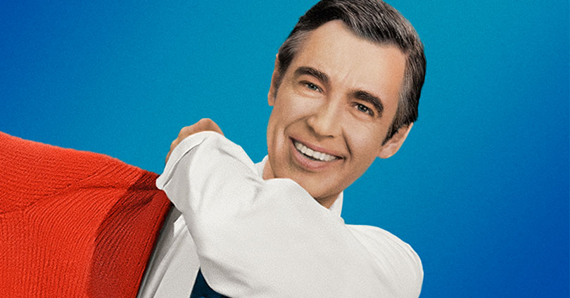 Won't You Be My Neighbor Theatrical Poster
