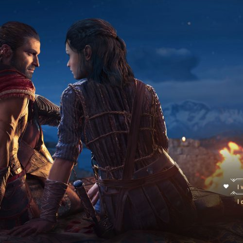 Assassin's Creed Odyssey will have romance and dialogue options