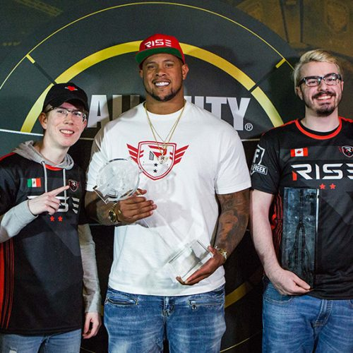 Rise Nation comes out on top at Call of Duty's CWL Anaheim Open Championship