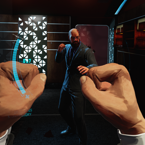 Become a secret agent in Twisted Pixel's VR game, Defector (preview)