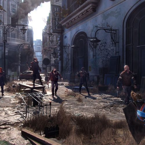 Choices in Dying Light 2 will affect The City's inhabitants